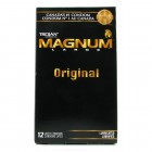 Trojan Magnum Large Original Lubricated (12 pack)