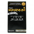 Trojan Magnum Large Thin Lubricated (12 pack)
