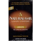 Trojan Naturalamb Lubricated (12 pack)