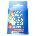 Durex Play Shots Lubricants