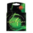 Night Light Glow-in-the-dark Lubricated (3 pack)