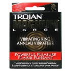 Trojan Magnum Large Vibrating Ring (single)