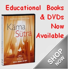 Educational Books and DVDs available here